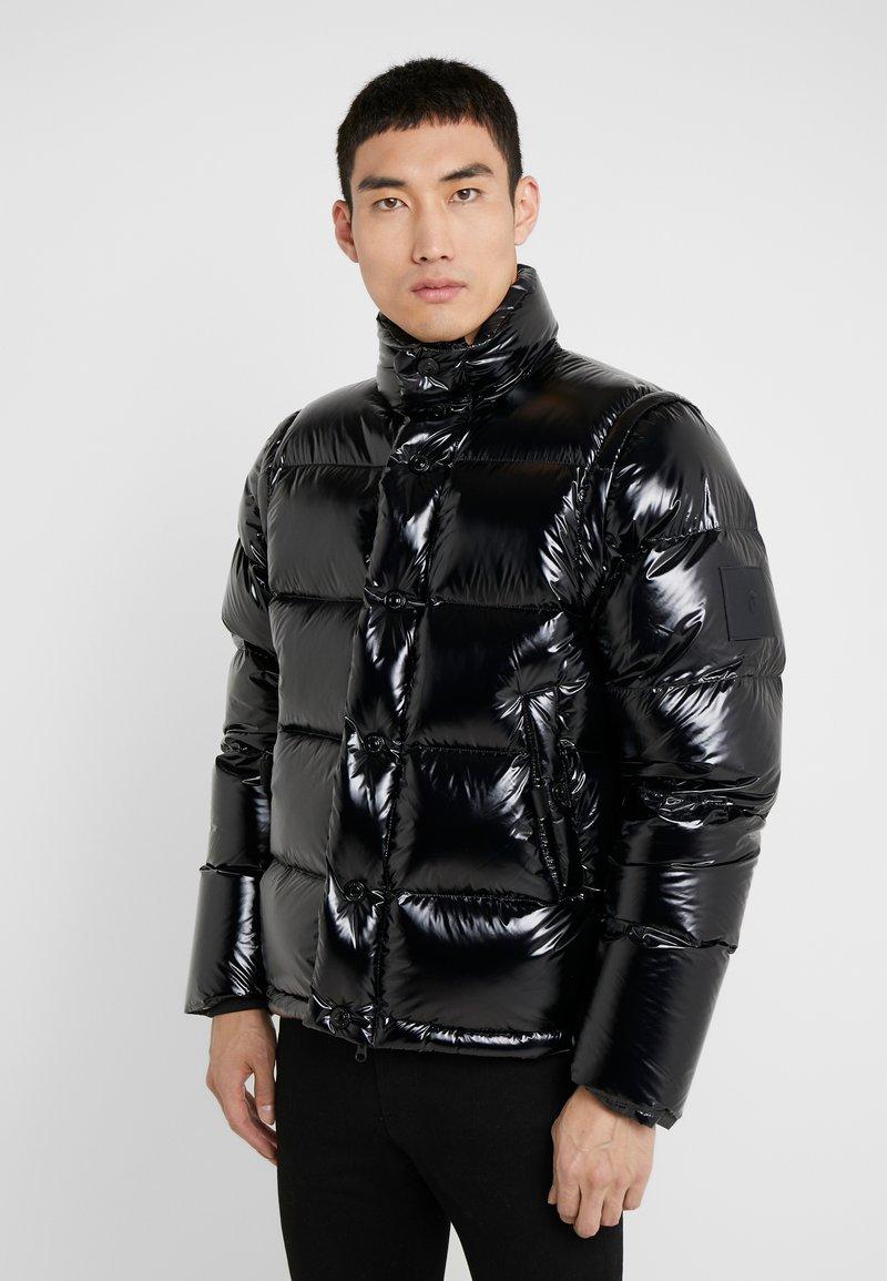 Peak Performance Urban - APRES JACKET - Gewatteerde jas - black