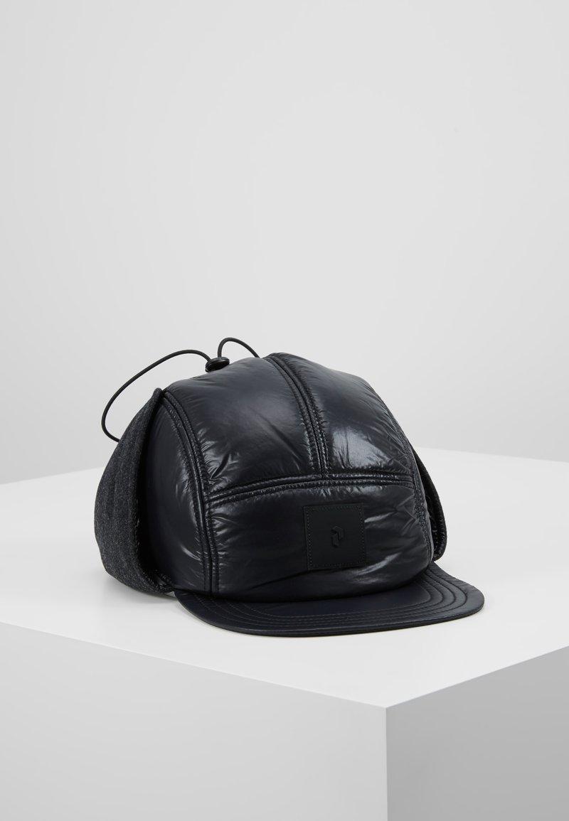 Peak Performance Urban - VERNIS CAP - Lue - black