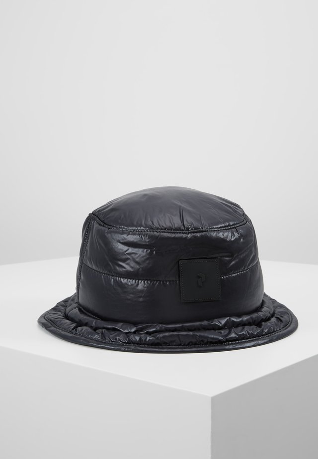 VERNIS BUCKET HAT - Hatt - black