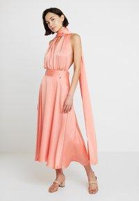 Pedro del Hierro - MULTI POSITION DRESS - Cocktailkleid/festliches Kleid - rose - 1