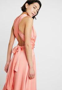 Pedro del Hierro - MULTI POSITION DRESS - Cocktailkleid/festliches Kleid - rose - 4