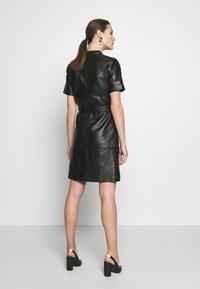 Pedro del Hierro - DRESS - Cocktail dress / Party dress - black - 2