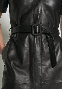 Pedro del Hierro - DRESS - Cocktail dress / Party dress - black - 5