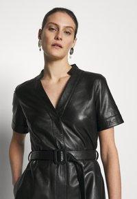 Pedro del Hierro - DRESS - Cocktail dress / Party dress - black - 3