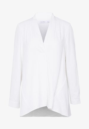 LONG SLEEVE - Blusa - white