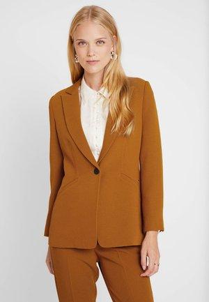 TEXTURED - Blazer - browns