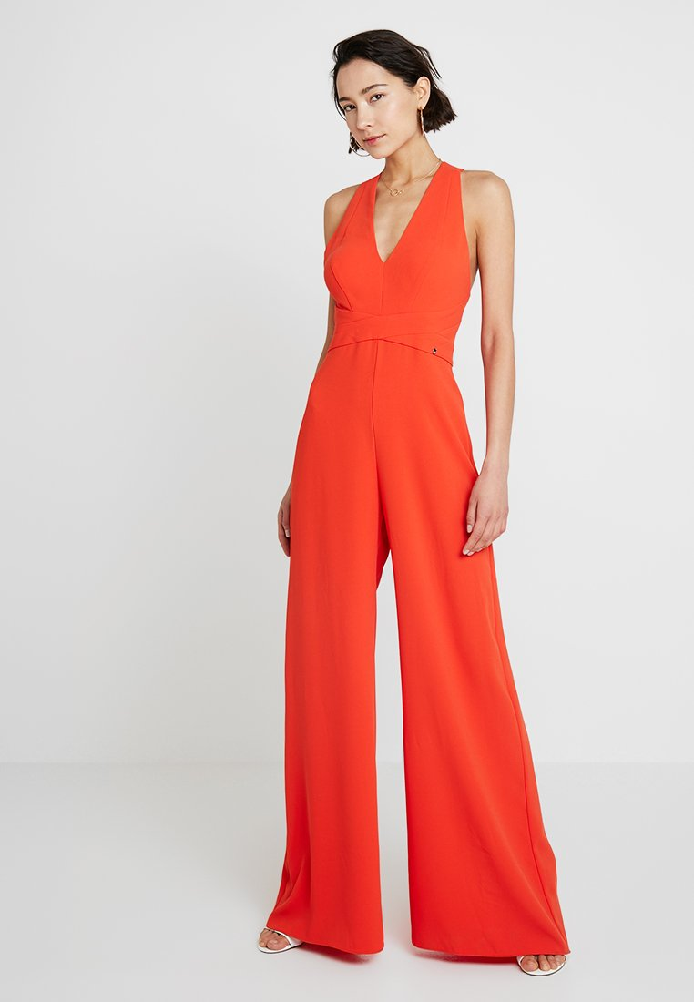 Pedro del Hierro - WITH V NECK - Jumpsuit - red