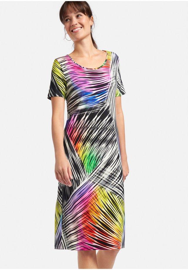 Etuikleid - multicolor