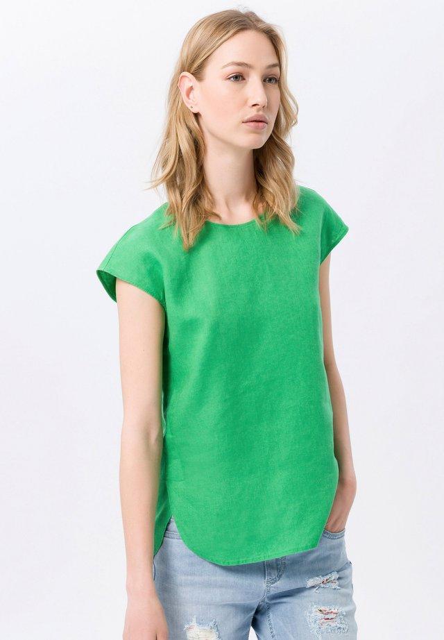 Camicetta - grün