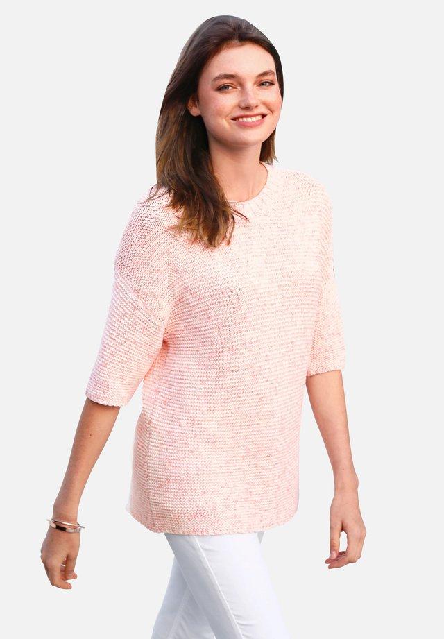 MIT 1/2-ARM - T-shirt imprimé - pastell/multicolor