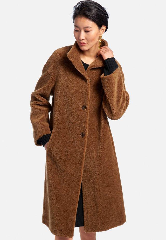 Cappotto invernale - nougat