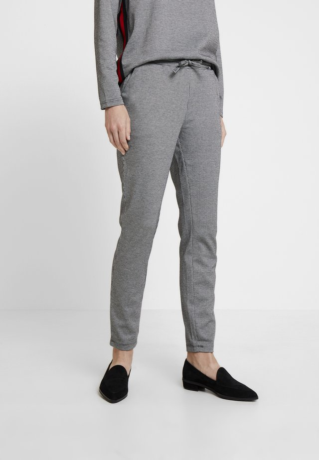 PHIE PANTS - Trousers - black
