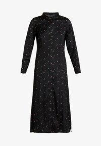 PEPPERCORN - LILLIAN DRESS - Maxikjole - black - 4