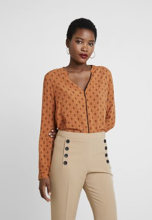 LUNA - Blouse - mustard yellow