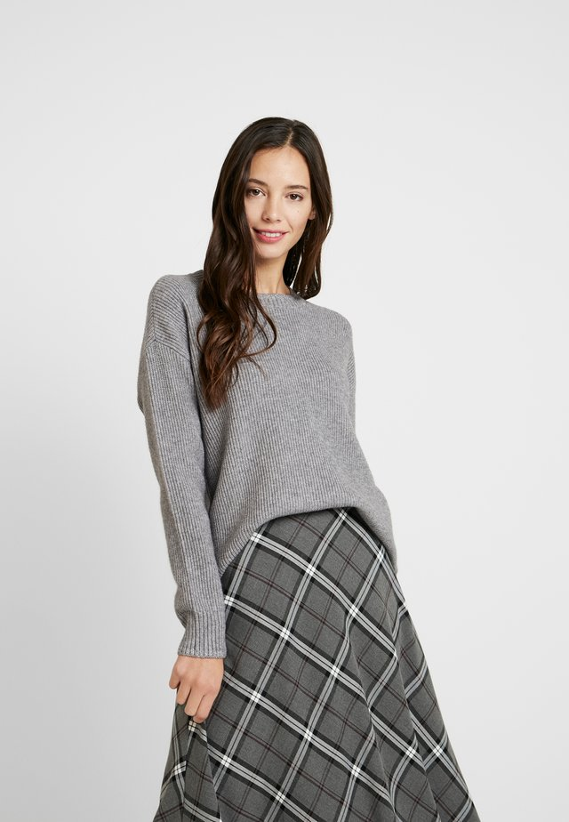 ELIZA - Jumper - grey melange