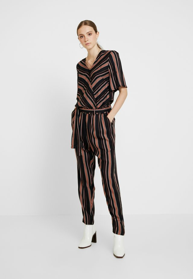 POLLY - Jumpsuit - black