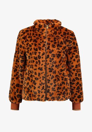 LEO JACKET - Veste d'hiver - brown