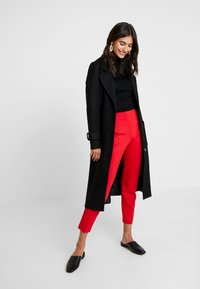 PEPPERCORN - PRISCA COAT - Classic coat - black - 1