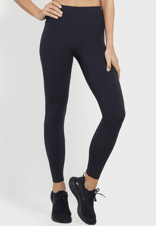INTUITION - Leggings - Trousers - black