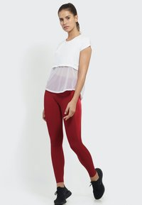 PERFF STUDIO - Print T-shirt - white - 1