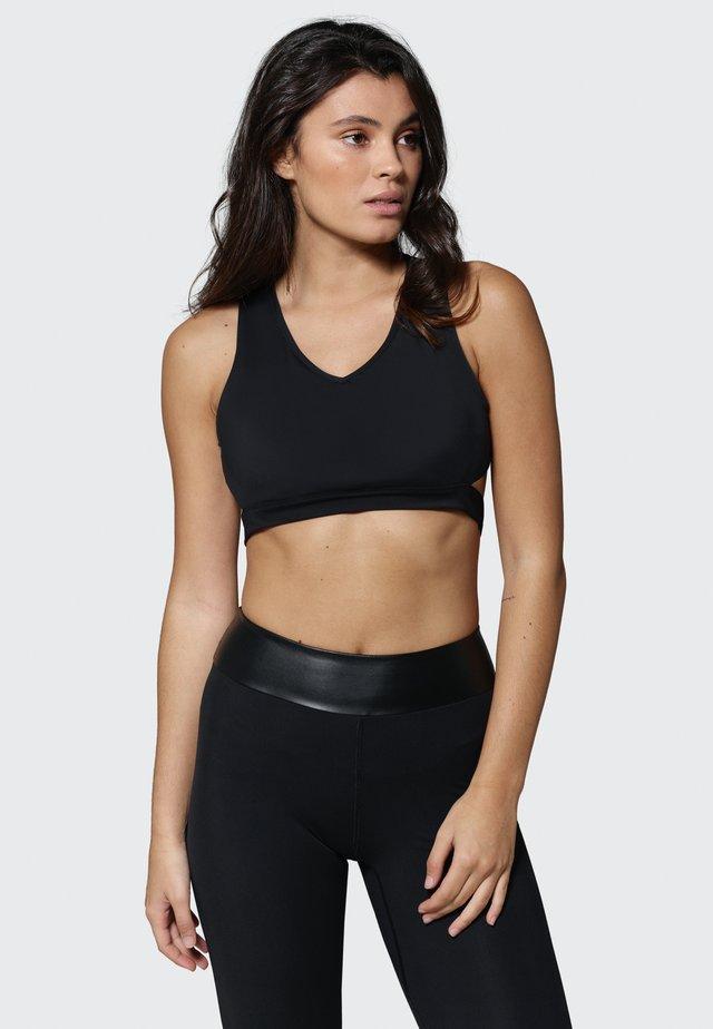 GET FREE - Sports bra - black