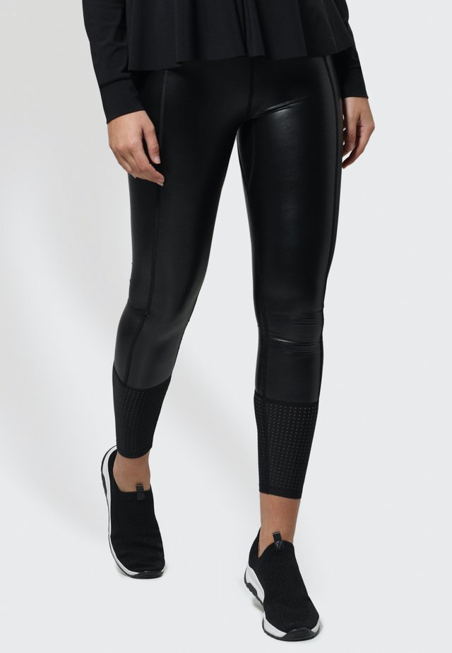 UNLIMITED LEGGING - Leggings - black