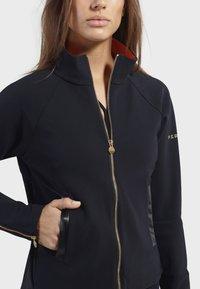 PERFF STUDIO - Training jacket - black - 4