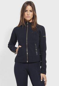PERFF STUDIO - Training jacket - black - 0