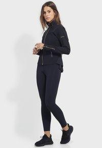 PERFF STUDIO - Training jacket - black - 1
