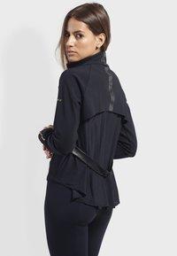 PERFF STUDIO - Training jacket - black - 2
