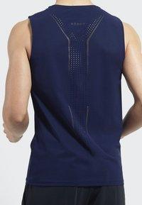 PERFF STUDIO - NEXT LEVEL  - Sports shirt - navy - 3