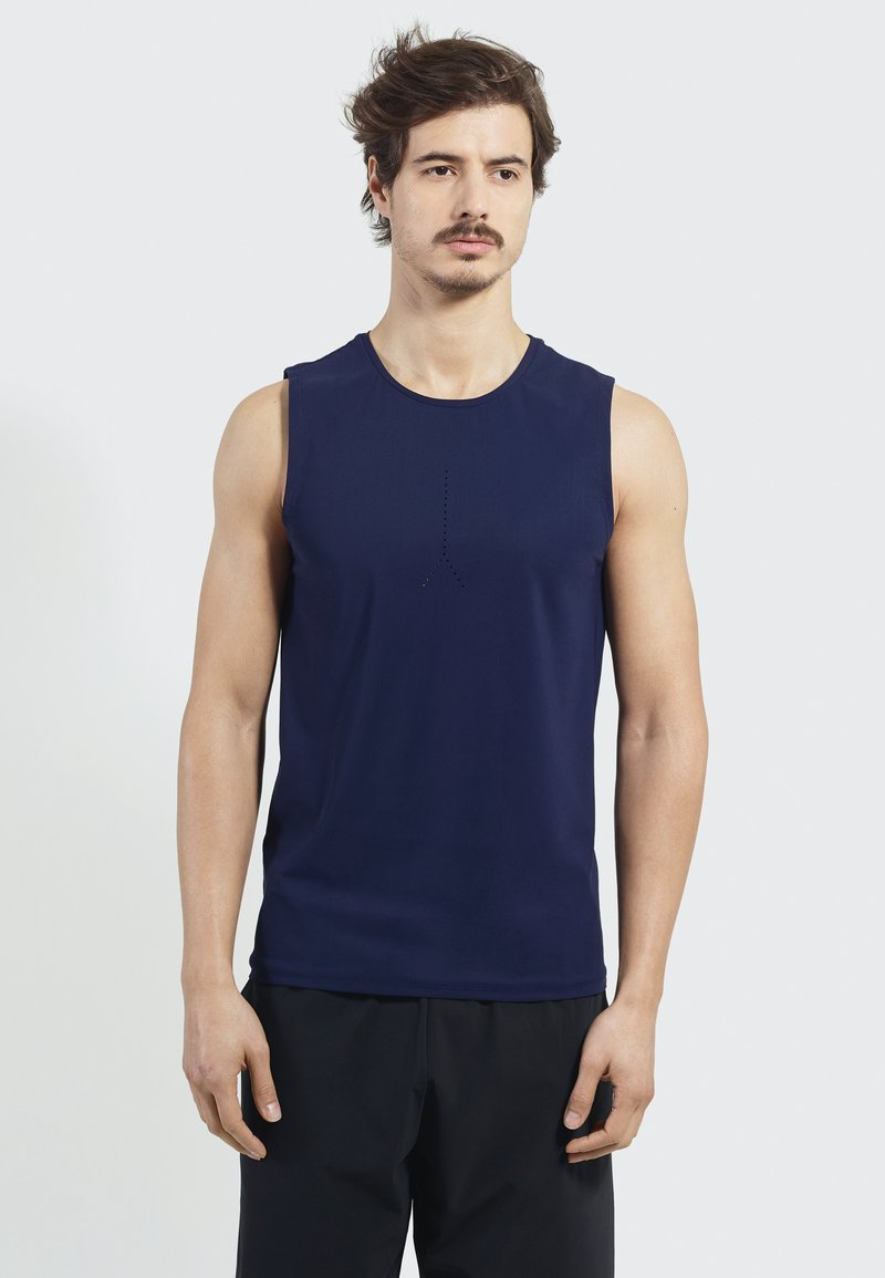 PERFF STUDIO - NEXT LEVEL  - Sports shirt - navy