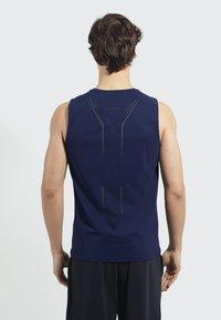 PERFF STUDIO - NEXT LEVEL  - Sports shirt - navy - 2