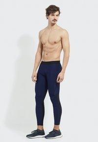 PERFF STUDIO - Leggings - navy - 1