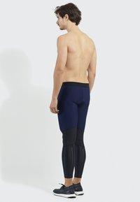 PERFF STUDIO - Leggings - navy - 2