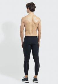 PERFF STUDIO - Leggings - black - 2