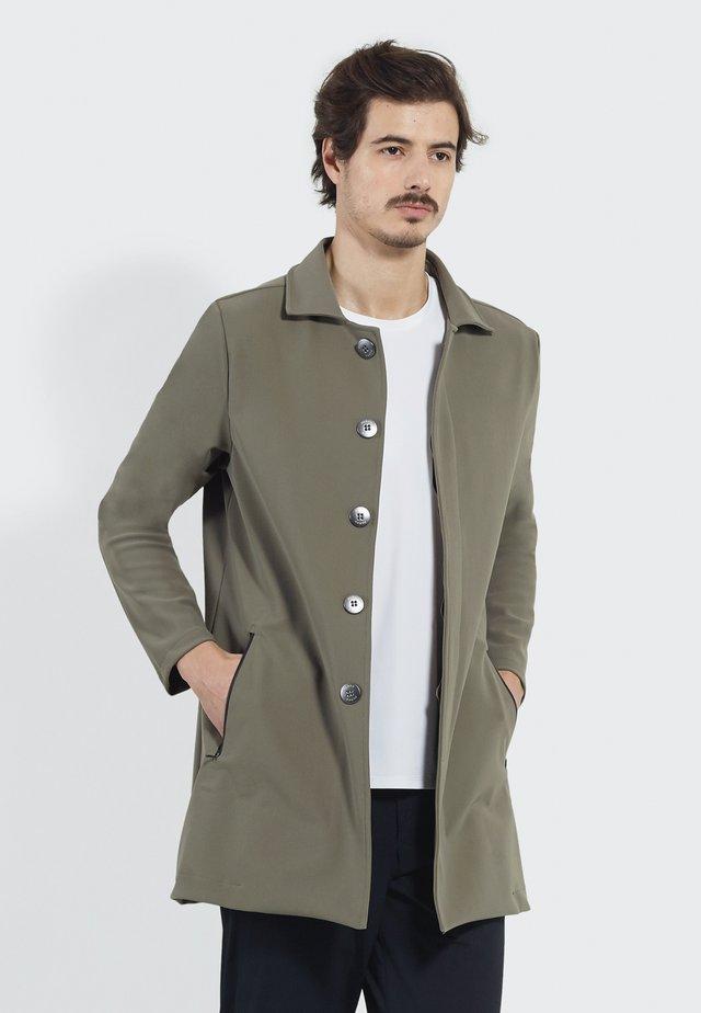 ENHANCED CITY  - Short coat - kaki