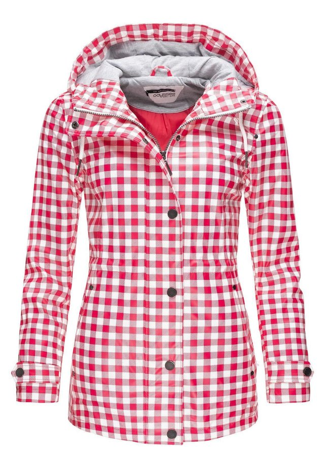 Waterproof jacket - rot20