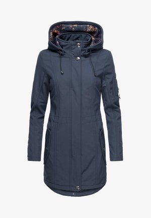 Winter coat - navy