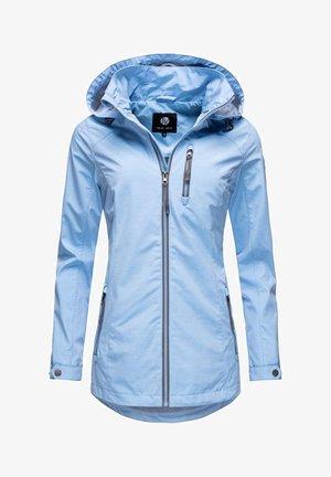 OUTDOORJACKE L60160 - Outdoor jacket - light blue