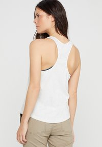 PrAna - GRAPHIC TANK - Top - white forest - 2