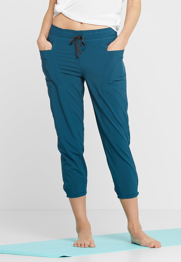 PrAna - LEONORA  - Trousers - petrol blue