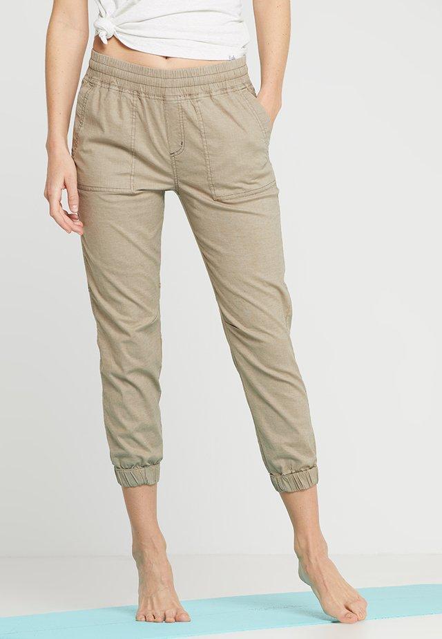 MANTRA JOGGER - Trousers - dark khaki