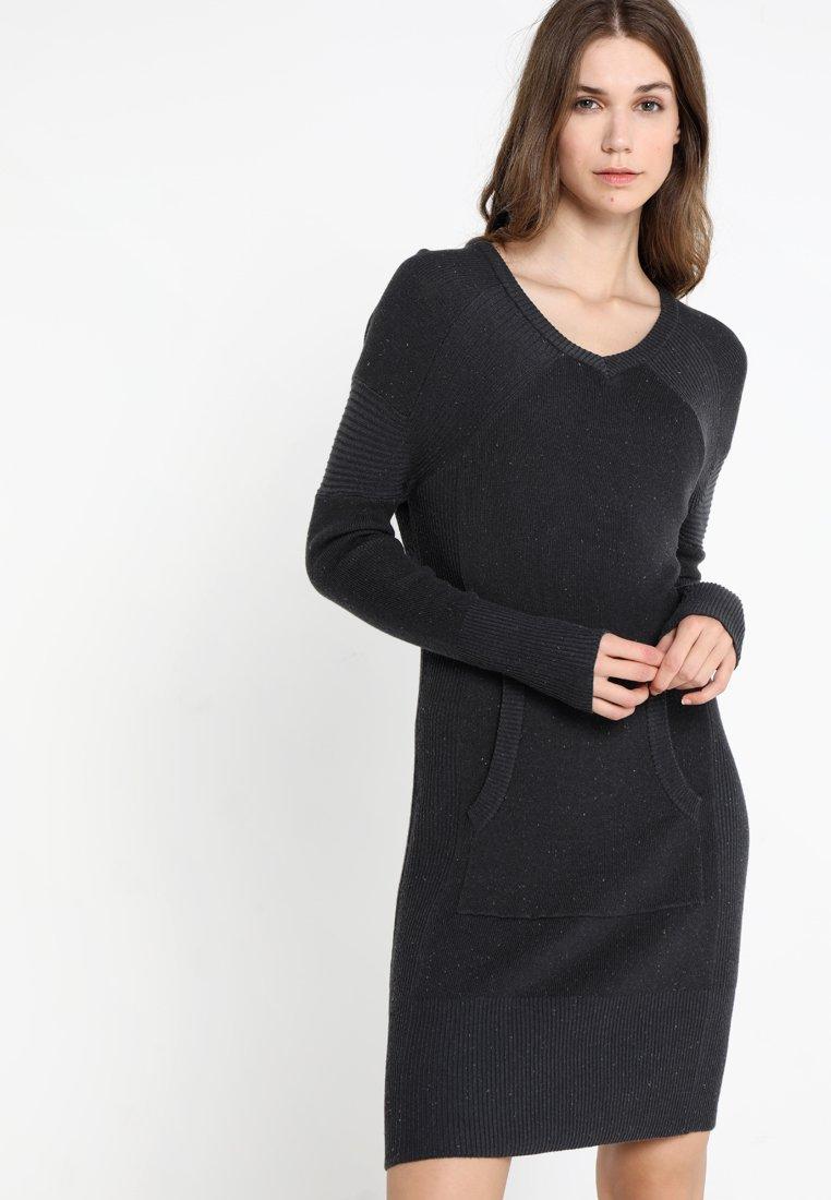 PrAna - AVALONE DRESS - Jumper dress - charcoal