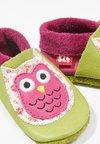 POLOLO - EULALIA - První boty - pistazie/pink