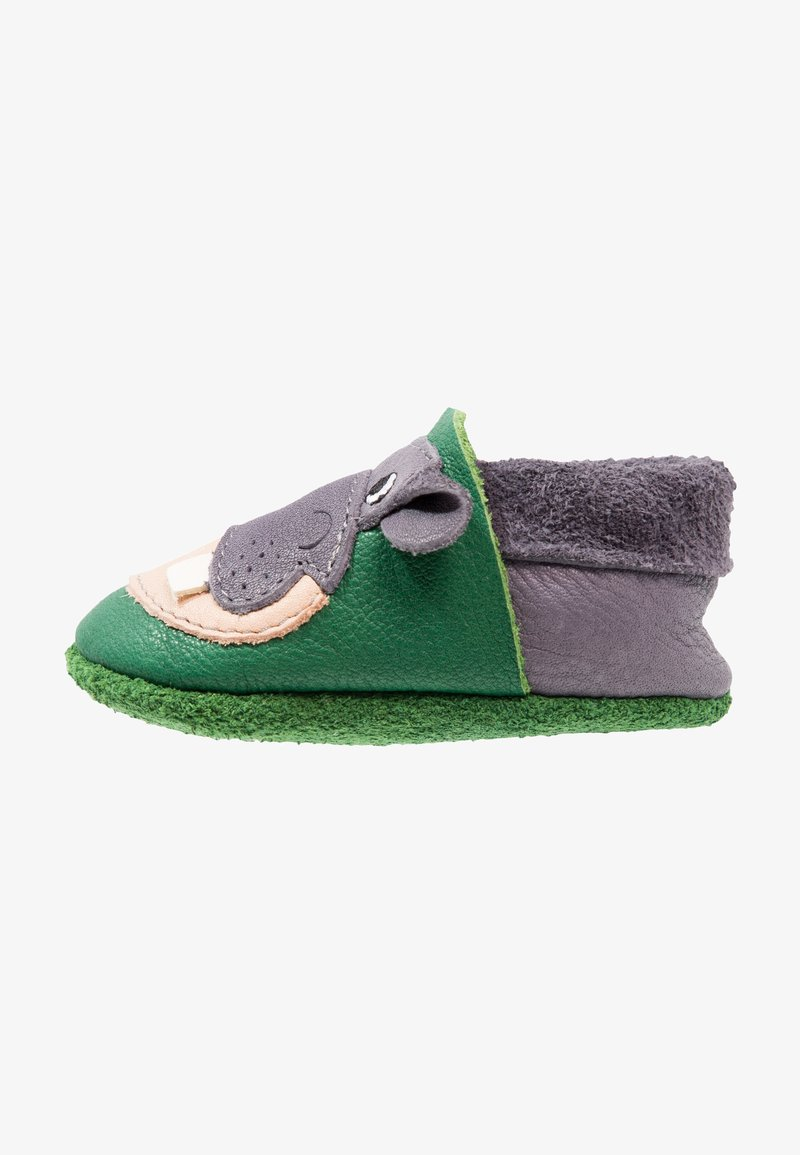 POLOLO - HIPPO  - First shoes - graphit