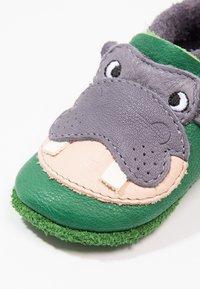 POLOLO - HIPPO  - První boty - graphit - 5