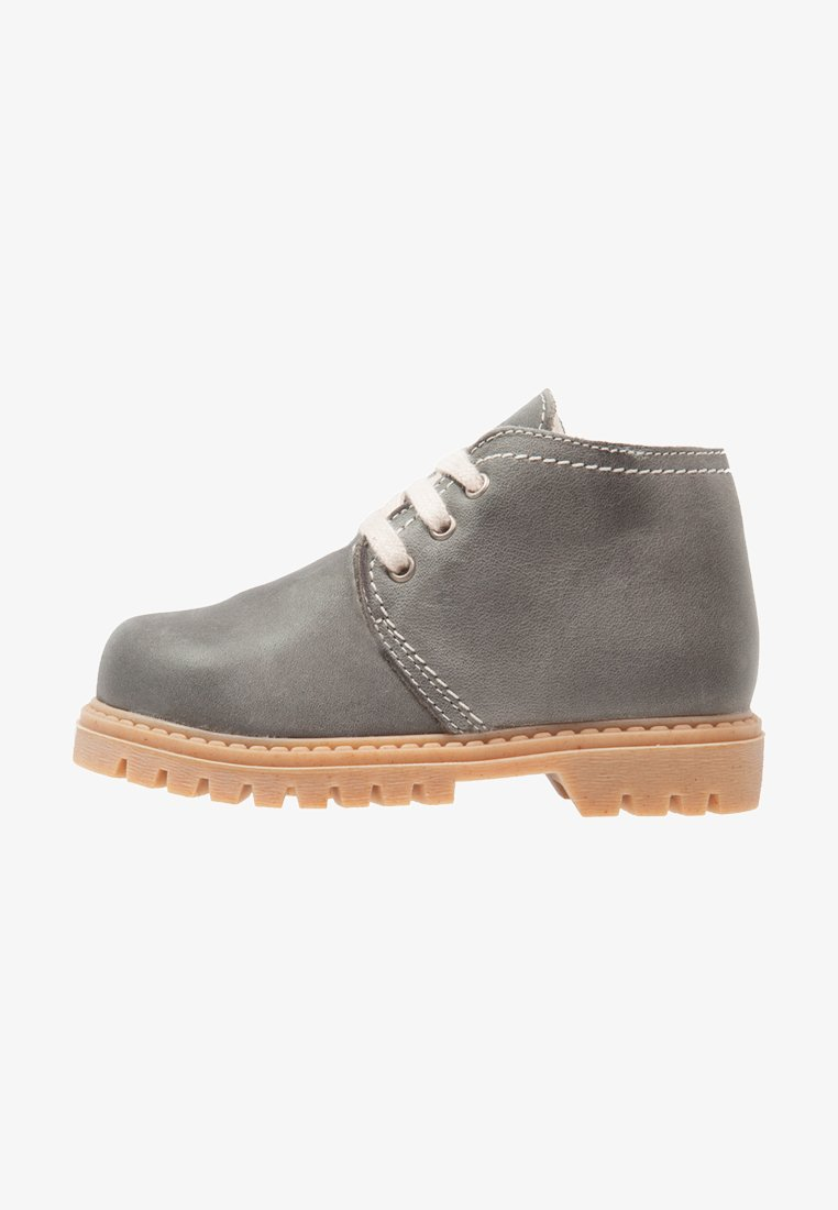 POLOLO - ANDRES - Lace-up ankle boots - schiefer