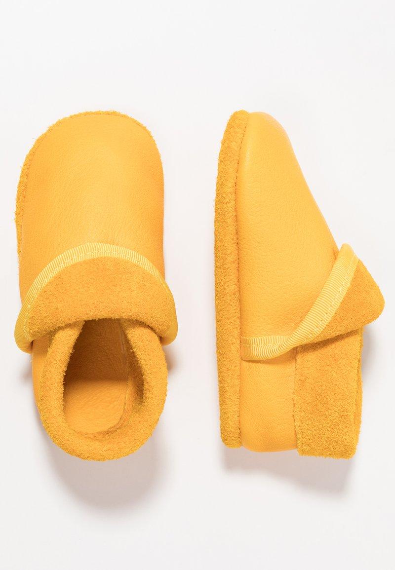 POLOLO - KLASSIK - Krabbelschuh - yellow