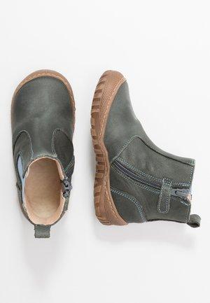 CHELSEA - Kotníkové boty - granit